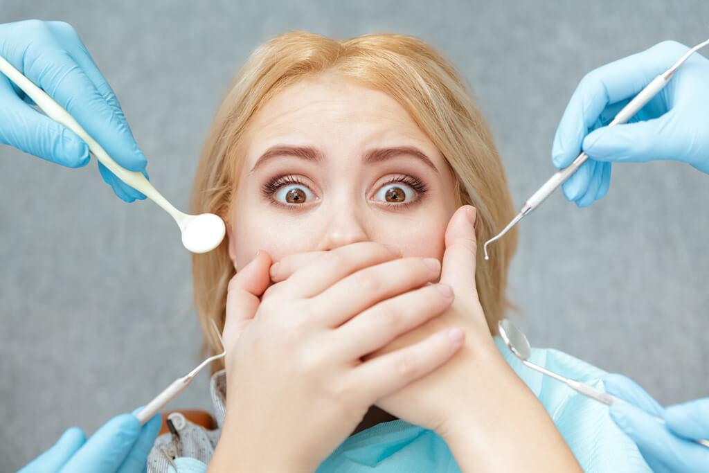 Angstpatienten - Zahnarzt Halle / Saale
