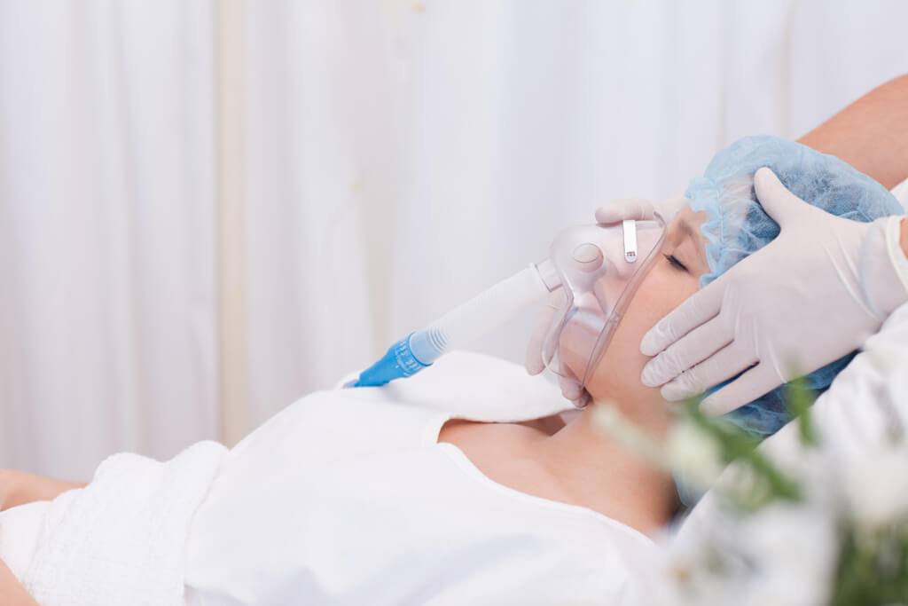 Volnarkose beim Zahnarzt in Halle / Saale
